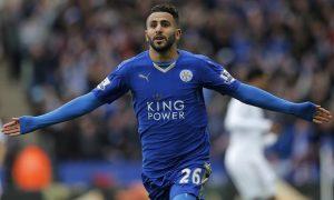 Riyad Mahrez FC Barcelona Leicester City