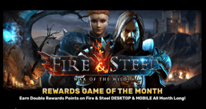 Double Your Points On Fire Steel Slot At Drake Casino Soccer News