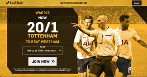 20-1 betting odds betting sports odds