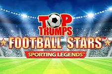 Top Trumps Football Stars Sporting Legends
