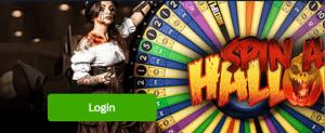 William Hill Halloween promotion