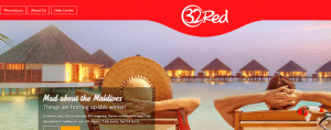 32Red Maldives promotion