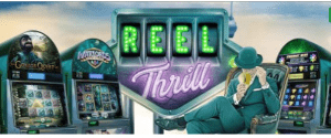 Mr Green Reel promo