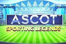 Ascot Sporting Legends