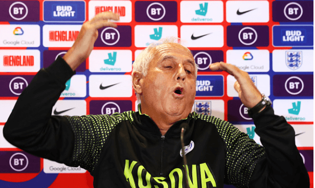 Kosovo enjoying a metorioc rise - Soccer News