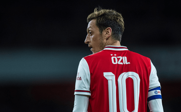 Mesut Özil Should Move To MLS During January...