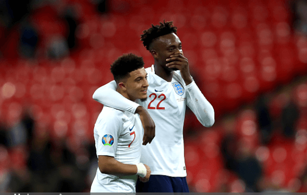 England now have an exciting young squad