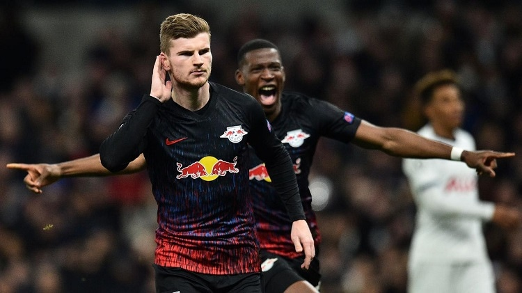 Chelsea close to completing Werner transfer