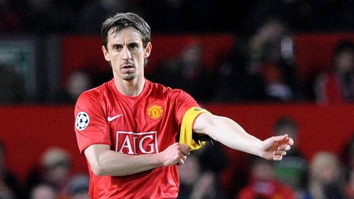 Gary Neville On His Hypothetical Choices If He Had To Leave Manchester United As a Player (Video)