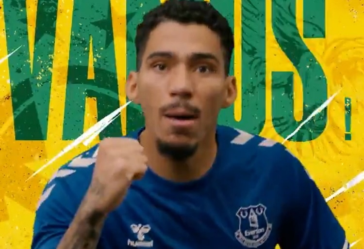 CONFIRMED: Everton complete the signing of Napoli midfielder Allan (Video)
